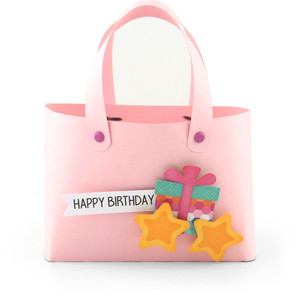 birthday gift card bag