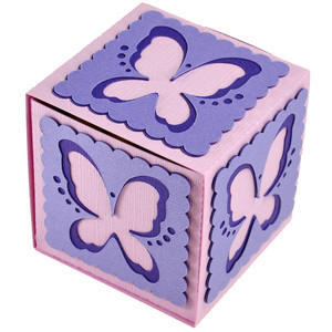 butterfly slider box