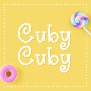 cuby cuby font