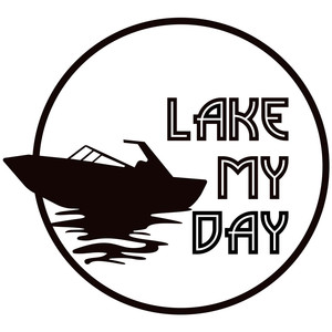lake my day ski boat