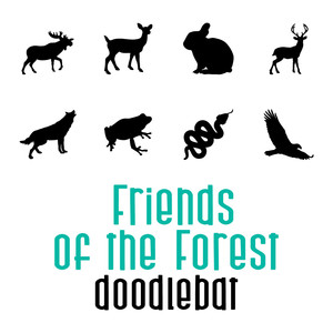 friends of the forest doodlebat