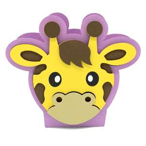 cute little giraffe box