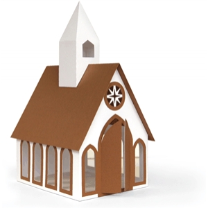 3d village church (1 of 2)
