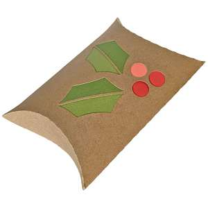 holly pillow box