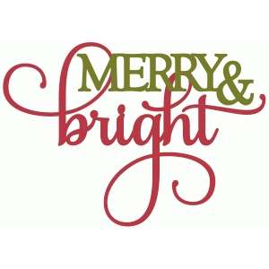 merry & bright - perfect flourish