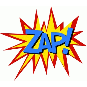 comic book zap