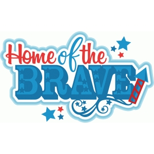 home of the brave title