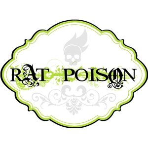 haunted poison label