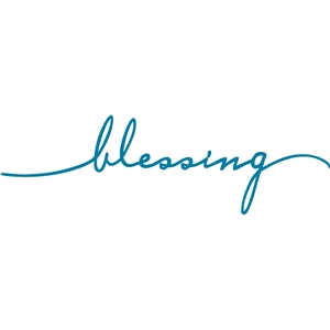 blessing word border