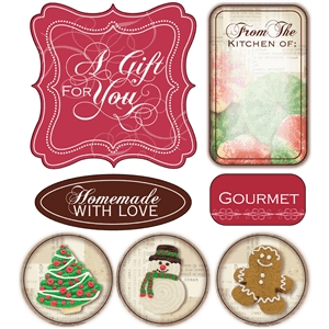 christmas kitchen gourmet set