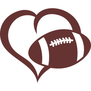 ball football heart