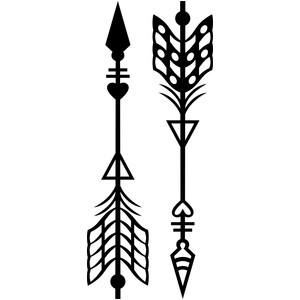 tribal arrows