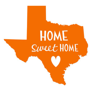 home sweet home texas