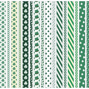 st. patrick's day washi