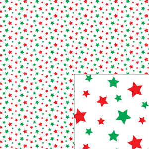 christmas star pattern