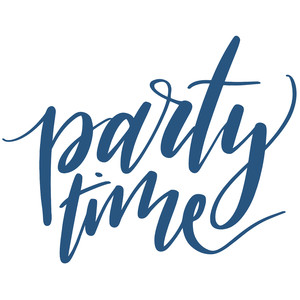party time script
