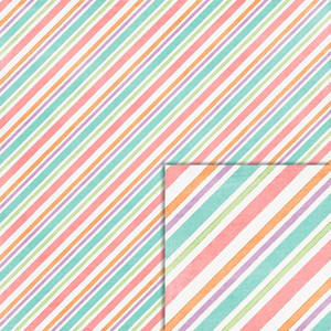 easter stripes background paper