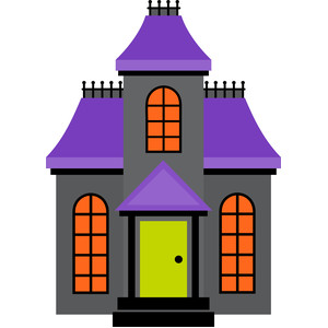 haunted house - pumpkin party