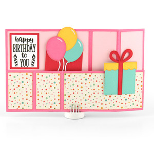 wiper card birthday present
