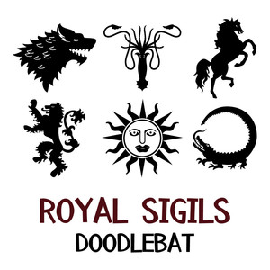 royal sigils doodlebat