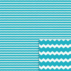 blue chevron background paper