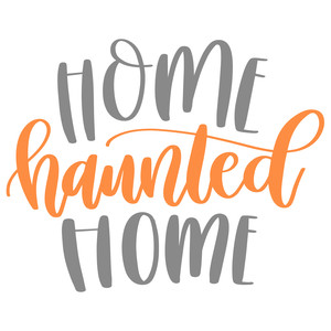 home haunted home