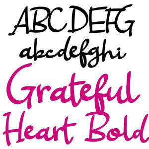 zp grateful heart bold