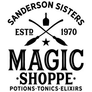 sanderson sisters magic shoppe