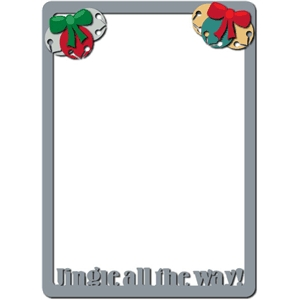 jingle bell frame
