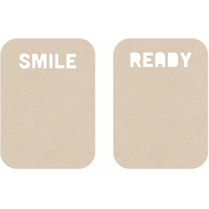 smile ready album cards