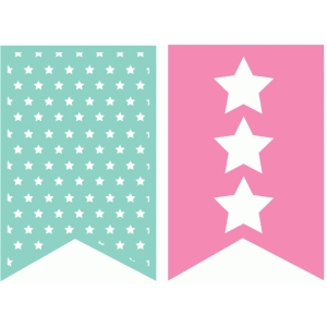 star banners set