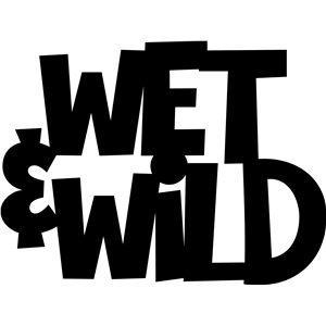 'wet and wild' phrase