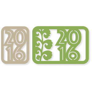 2016 leafy vine life cards