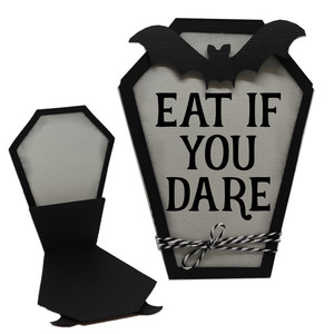 eat if you dare treat holder