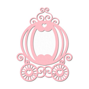 princess carriage frame