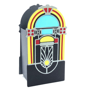 3d jukebox box