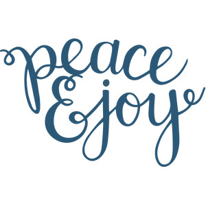 peace & joy message