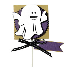 lollipop ghost