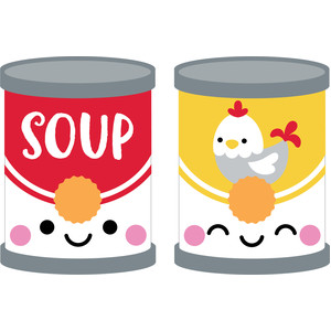 soup cans - so much pun