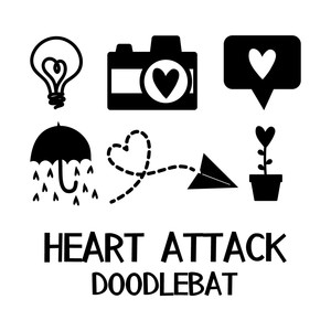heart attack doodlebat