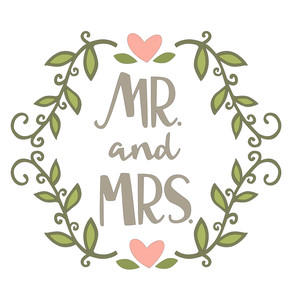 mr and mrs title