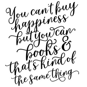 you can't buy happiness books