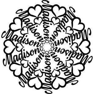 name mandala - madison