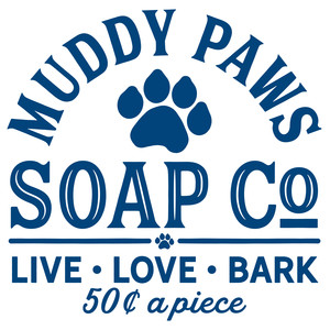 muddy paws soap co.