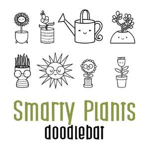 smarty plants doodlebat