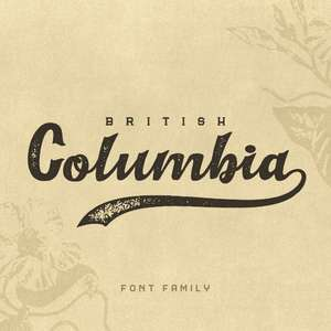 british columbia family
