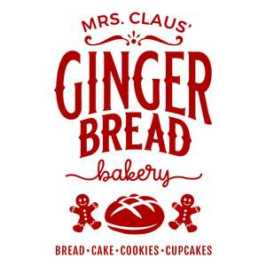 mrs claus gingerbread bakery