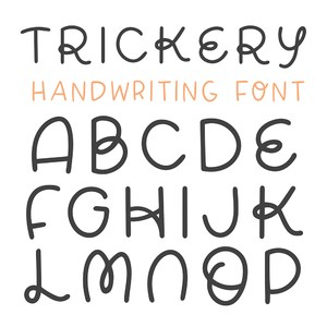 dtc trickery handwriting