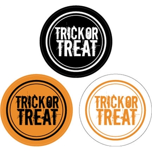 phrase: trick or treat