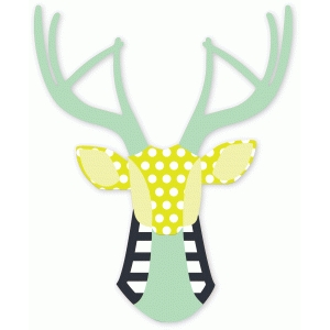 finnley patterned deer